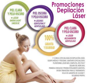 costo de la depilación láser